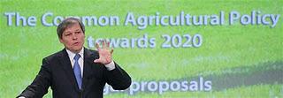Bruselas defiende que la propuesta para reformar la PAC es equilibrada